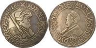 Guldengroschen 1525-1530 Sachsen-Kurfürste...