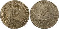 Sachsen-Kurfürstentum Taler Johann Friedrich und Moritz 1541-1547.