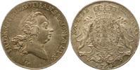 1/2 Taler 1764 Sachsen-Gotha-Altenburg Fri...