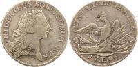 Taler 1764 E Brandenburg-Preußen Friedrich...