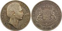 Taler 1870 Bayern Ludwig II. 1864-1886. Sc...