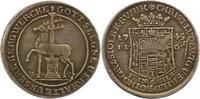Ausbeute 1/6 Taler 1745 Stolberg-Stolberg ...