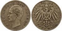 2 Mark 1904  D Bayern Otto 1886-1913. Winz...