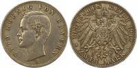 2 Mark 1912  D Bayern Otto 1886-1913. Sehr...