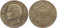 5 Mark 1899  D Bayern Otto 1886-1913. Sehr...