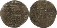 Schilling 1660 Brandenburg-Preußen Friedri...