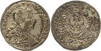 3 Kreuzer 1743  W Brandenburg-Preußen Frie...