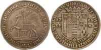 Ausbeute 2/3 Taler 1768 Stolberg-Stolberg ...