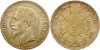 5 Francs 1868  BB Frankreich Napoleon III....