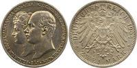 2 Mark 1904  A Mecklenburg-Schwerin Friedrich Franz IV. 1897-1918. Vorz... 85,00 EUR  +  4,00 EUR shipping
