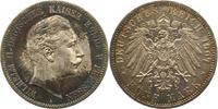5 Mark 1907  A Preußen Wilhelm II. 1888-1918. Winz. Kratzer, vorzüglich... 75,00 EUR  +  4,00 EUR shipping
