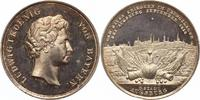 Silbermedaille 1838 Bayern Ludwig I. 1825-...