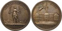 Silbermedaille 1763 Brandenburg-Preußen Fr...