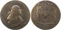 Taler 1794  A Brandenburg-Preußen Friedric...