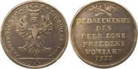 Silbermedaille 1755 Frankfurt-Stadt  Sehr ...