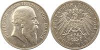 5 Mark 1904  G Baden Friedrich I. 1856-190...