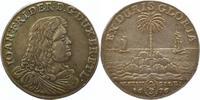 2/3 Taler Feinsilber 1676 Braunschweig-Calenberg-Hannover Johann Friedr... 295,00 EUR Gratis verzending