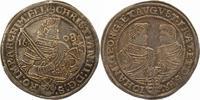 4 1608 Sachsen-Albertinische Linie Christi...