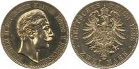 2 Mark 1888  A Preußen Wilhelm II. 1888-19...