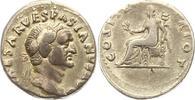 Denar 69-79 n. Ch Kaiserzeit Vespasian 69-...