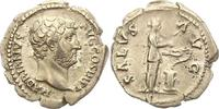 Denar 117-138 n.  Kaiserzeit Hadrian 117-1...