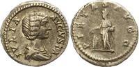 Denar 193 - 211 n Kaiserzeit Julia Domna, ...