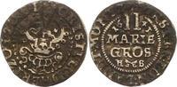 2 Mariengroschen 1643  HB Braunschweig-Cal...