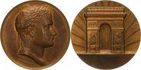 Bronzemedaille 1804-1814 Frankreich Napole...