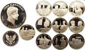 Medaille 1988 Personenmedaillen Kennedy, J...