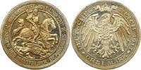 3 Mark 1915 Preußen Wilhelm II. 1888-1918....