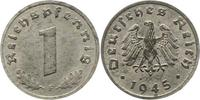 Pfennig 1945  F Alliierte Besetzung  Stempelglanz  145,00 EUR  +  4,00 EUR shipping