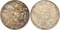 Taler 1860  A Brandenburg-Preußen Friedrich Wilhelm IV. 1840-1861. Prac... 145,00 EUR  +  4,00 EUR shipping