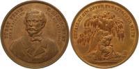 Bronzemedaille 1848 Frankfurt-Stadt  Fast ...