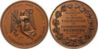 Bronzemedaille 1881 Frankfurt-Stadt  Vorzü...