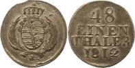 1/48 Taler 1812  H Sachsen-Albertinische L...