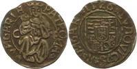 Denar 1526  CR Ungarn Ludwig II. 1516-1526...