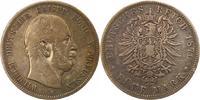 5 Mark 1876  A Preußen Wilhelm I. 1861-188...