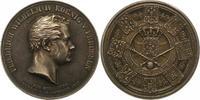 Silbermedaille 1840 Brandenburg-Preußen Fr...