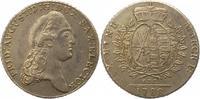 Taler 1788 Sachsen-Albertinische Linie Fri...