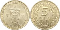 5 Mark 1925  A Weimarer Republik  Vorzüglich +  115,00 EUR  Excl. 4,00 EUR Verzending