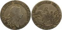 Taler 1784  E Brandenburg-Preußen Friedrich II. 1740-1786. Schön - sehr... 100,00 EUR  Excl. 4,00 EUR Verzending