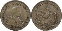 1/4 Taler 1750  A Brandenburg-Preußen Friedrich II. 1740-1786. Fast seh... 75,00 EUR  +  4,00 EUR shipping