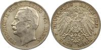 3 Mark 1914  G Baden Friedrich II. 1907-19...