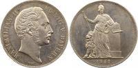 Geschichtsdoppeltaler 1848 Bayern Maximili...