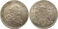 Taler 1765 Schwarzburg-Rudolstadt Johann F...