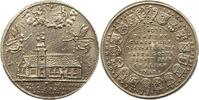 Silbermedaille 1627 Regensburg-Stadt  Sehr...