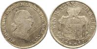 1/2 Taler 1789  D Hessen-Kassel Wilhelm IX...