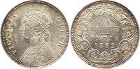 1/4 Rupie 1862 Großbritannien-Britisch Ind...