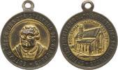 Bronzemedaille 1883 Erfurt-Stadt  Teilverg...
