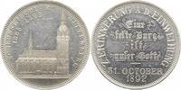 1892 Sachsen-Wittenberg, Stadt  Vorzüglich +